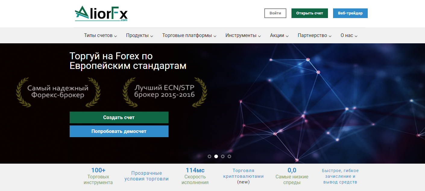 AliorFX — отзывы о брокере АлиорЭфИкс